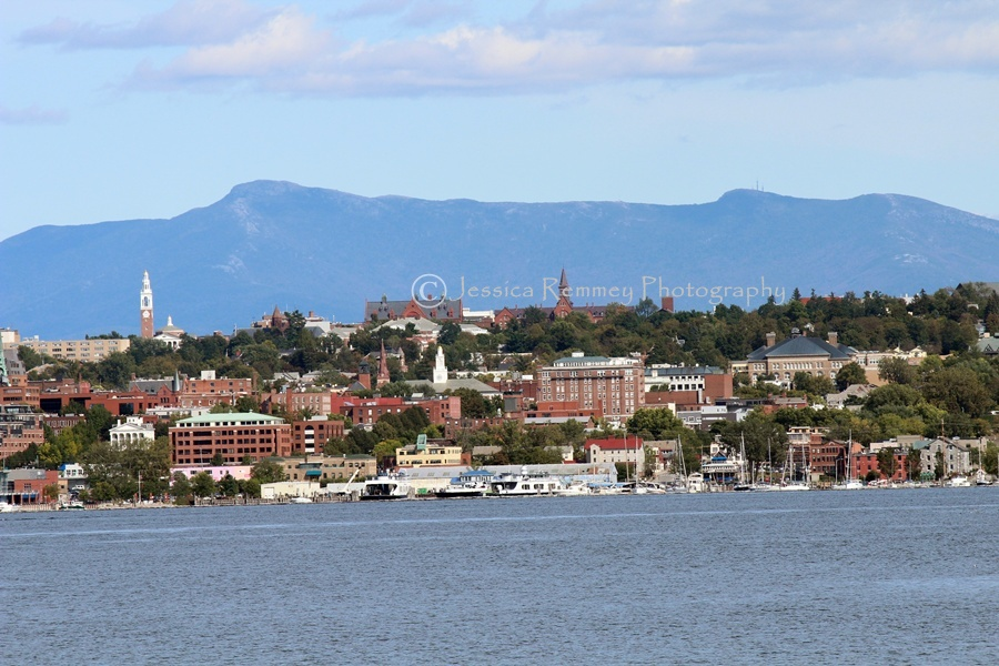 Burlington, Vermont & Lake Champlain