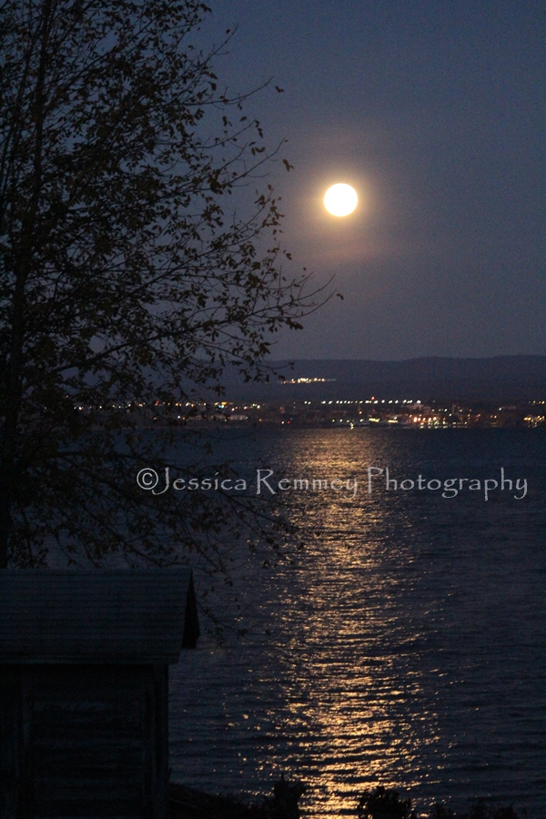 Moonlight in Vermont
